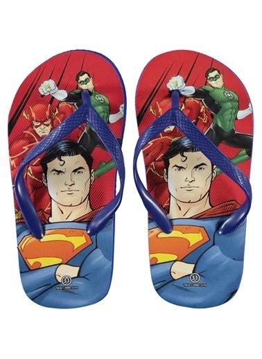 Superman Süperman Erkek Çocuk Terlik 31-36 Numara Saks Mavisi Süperman Erkek Çocuk Terlik 31-36 Numara Saks Mavisi Renkli